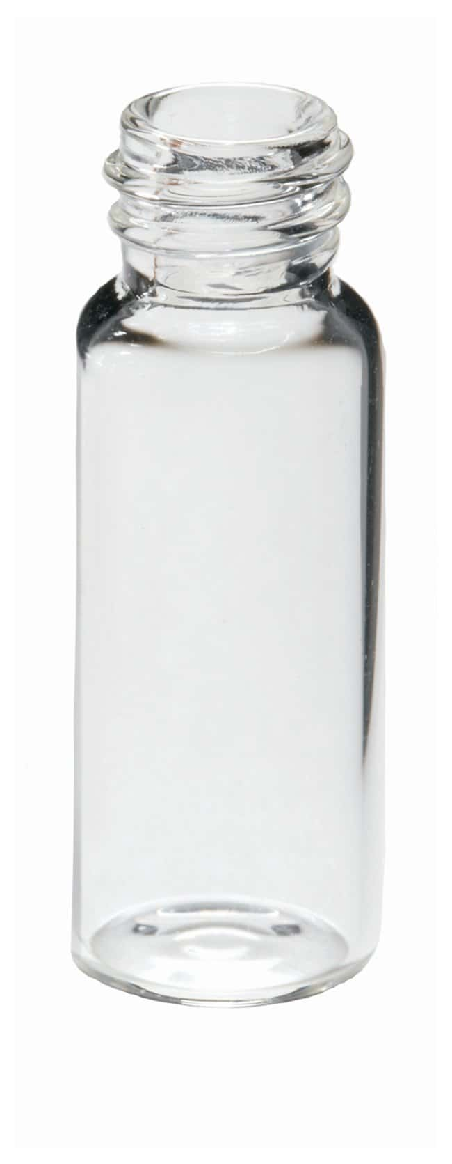Qorpak Bulk Borosilicate Glass Chromatography Clear Vials without Caps