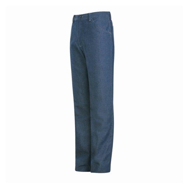 VF Workwear Bulwark Denim Flame Resistant Jeans Waist: 42; Unhemmed inseam: