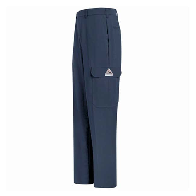 VF Workwear Bulwark Cool Touch 2 Cargo Pocket Work Pants Waist: 50; Unhemmed