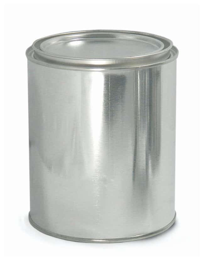 Qorpak™ Unlined Round Cans with Triple Tite Lid