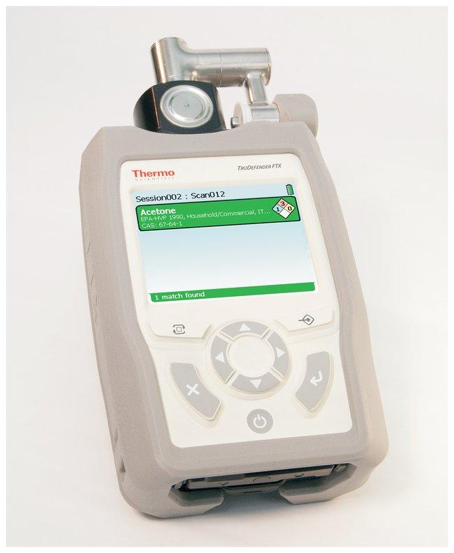 Thermo Scientific TruDefender FTX Handheld FTIR Analyzer :Gloves, Glasses
