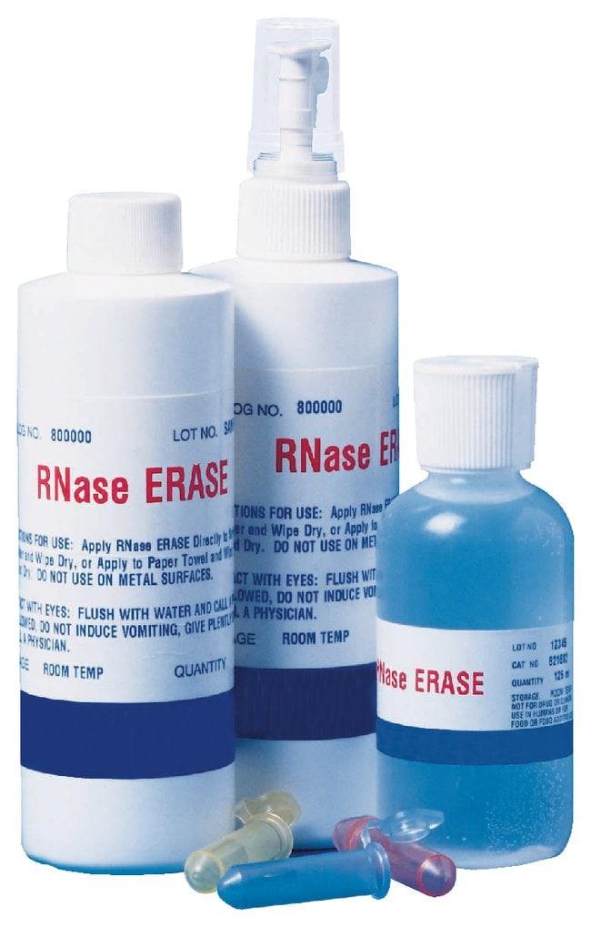 MP Biomedicals RNase-Erase Decontaminants:Testing and Filtration:Food and