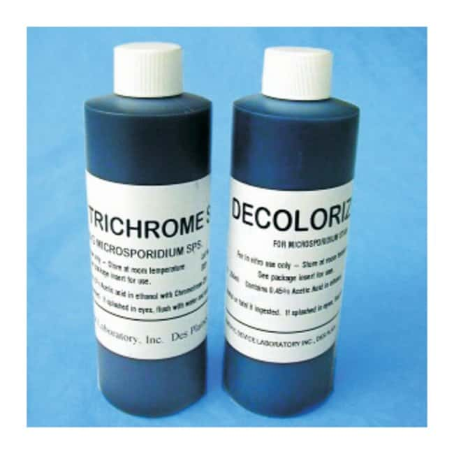Scientific DeviceModified Trichrome Stain Kit for Microsporidia 250mL stain