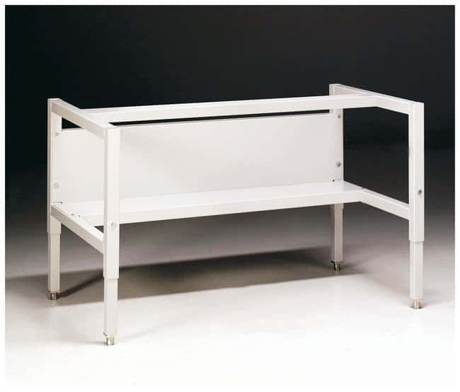 Labconco™ Telescoping Base Stands with Leveling Feet and Shelf (non-welded)