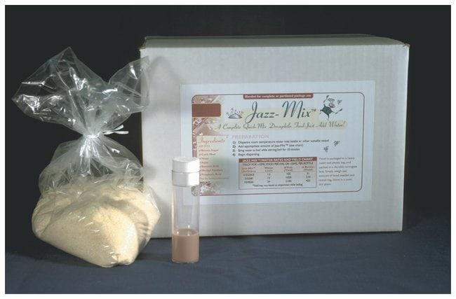 Fisherbrand™Drosophila-Produkte Jazz-Mix™ Drosophila-Nahrung Jazzmix; 10 lbs Drosophila-Medien