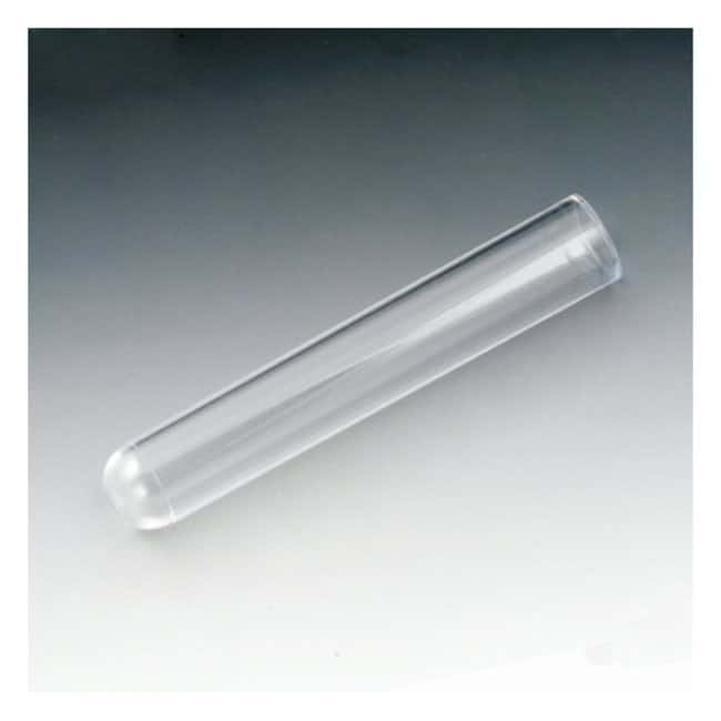 Globe Scientific 13 x 75mm Test Tubes Polystyrene:Test Tubes, Vials, Caps