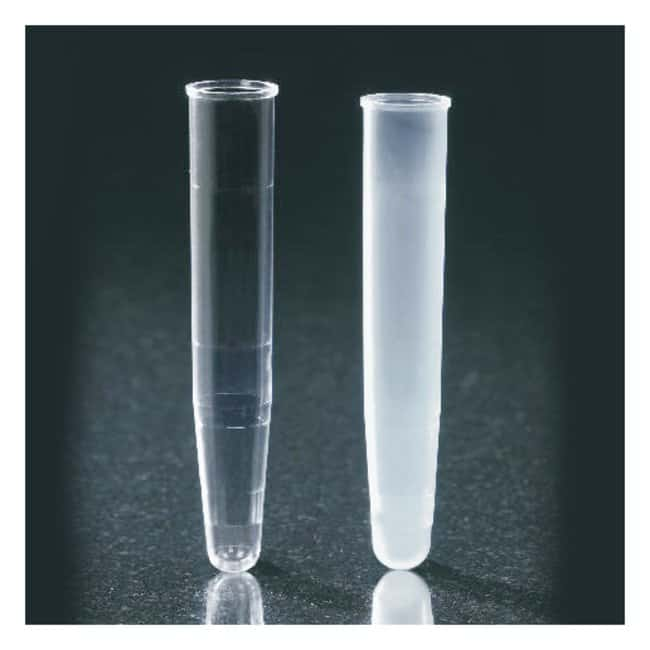 Globe Scientific 12mL Centrifuge Tubes Polypropylene; 500/Pk., 4Pk./Cs.:Test