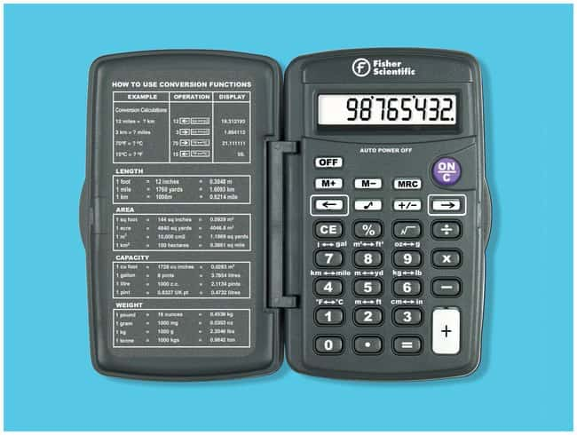 Cole-parmer compact metric conversion calculator from masterflex.