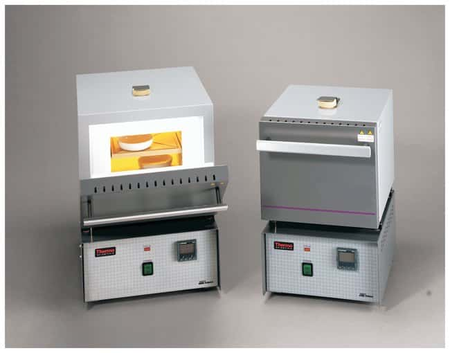 Thermo Scientific™ Thermolyne™ Benchtop Muffle Furnaces: Furnaces Incubators, Hot Plates, Baths and Heating