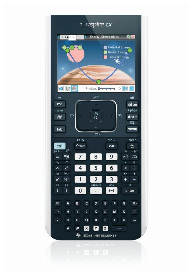 Texas InstrumentsTI-Nspire CX Handheld  Teachers Bundle and Pack Teachers