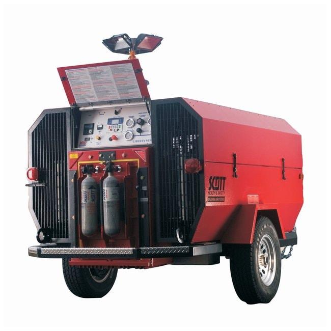 Scott SafetyLiberty I Standard Breathing Air System Trailer Scott Safety