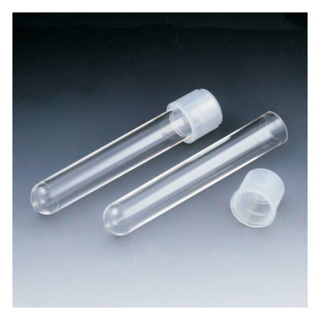 Globe Scientific 12 x 75mm Culture Tubes Polystyrene:BioPharmaceutical