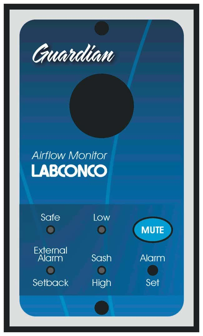 LabconcoGuardian Airflow Monitor Guardian Airflow Monitor:Fume Hoods and