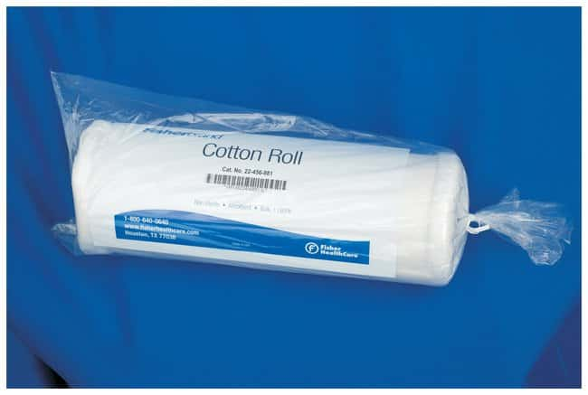 Fisherbrand Nonsterile Cotton Roll  Roll:Wipes, Towels and Cleaning
