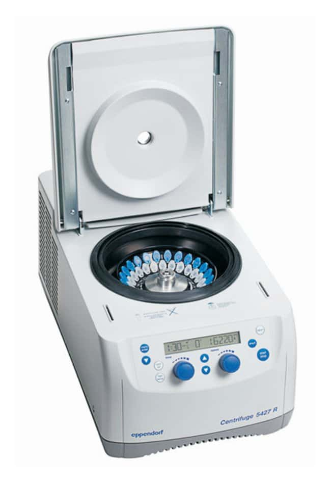 Eppendorf Centrifuge 5427 R Centrifuges And