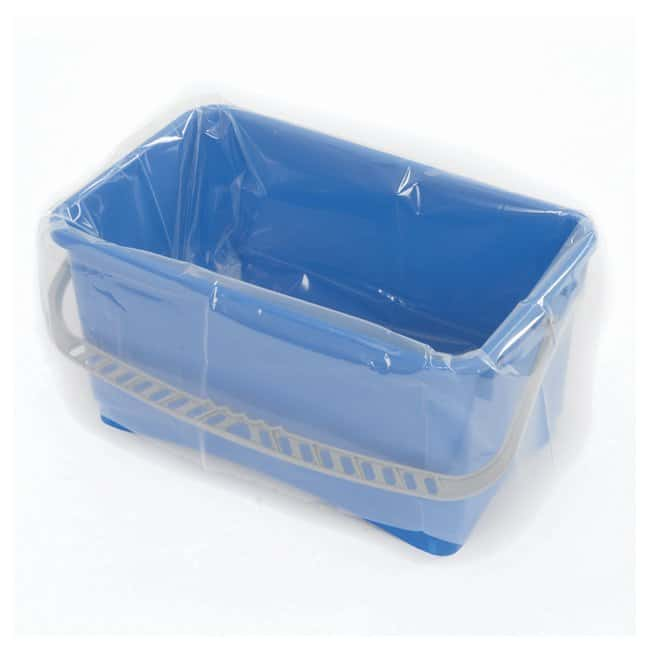 Contec Sterile Polyethylene Bucket Liners Sterile; For use with 5 and 6.5