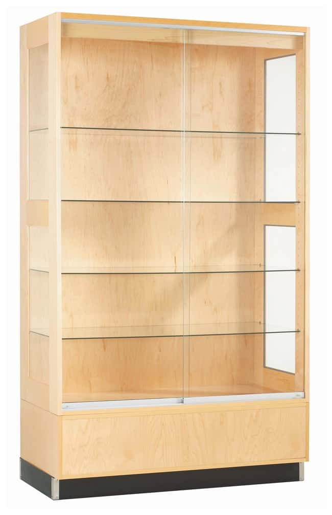 Diversified Woodcrafts Premier Display Cabinets  :Teaching Supplies:Classroom