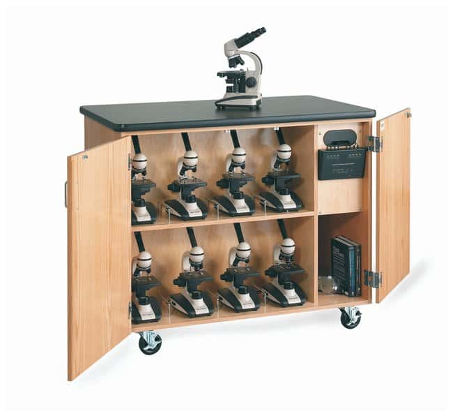 Diversified Woodcrafts™Mobile Micro–Charge Station<img src=