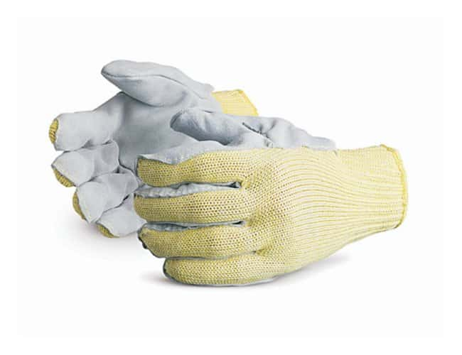 Superior Glove™ Emerald CX™ Cut-Resistant Gloves with Leather Palm