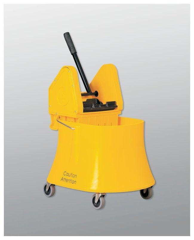 Vileda Professional Buckets and Downpress Wringer Combination Size: 26-40