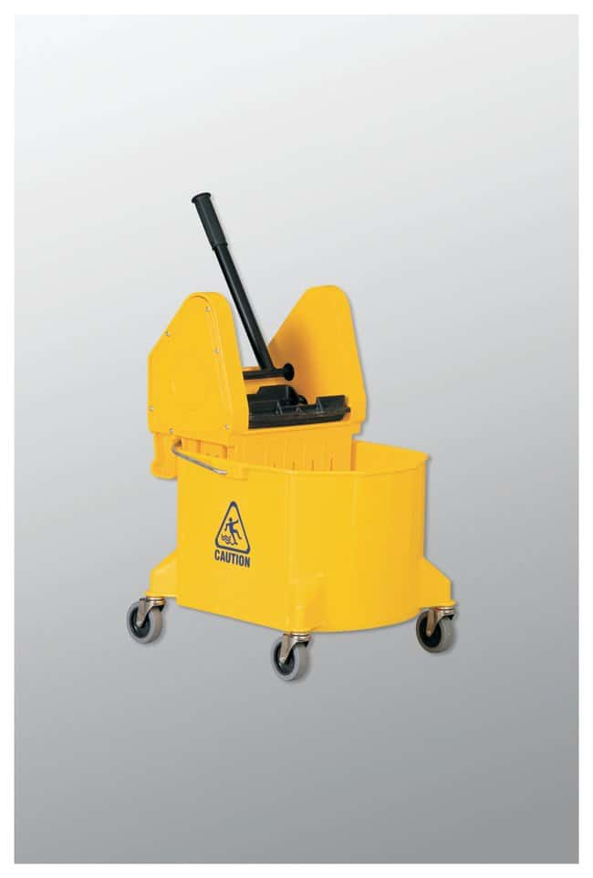 Vileda Professional Buckets and Downpress Wringer Combination Size: 26-32