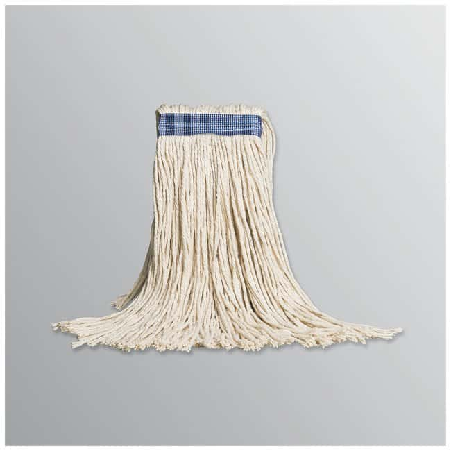 FreudenbergC-Pro Cut End Cotton Mops 450g/16 oz.; Narrow band; 2 row stitched;