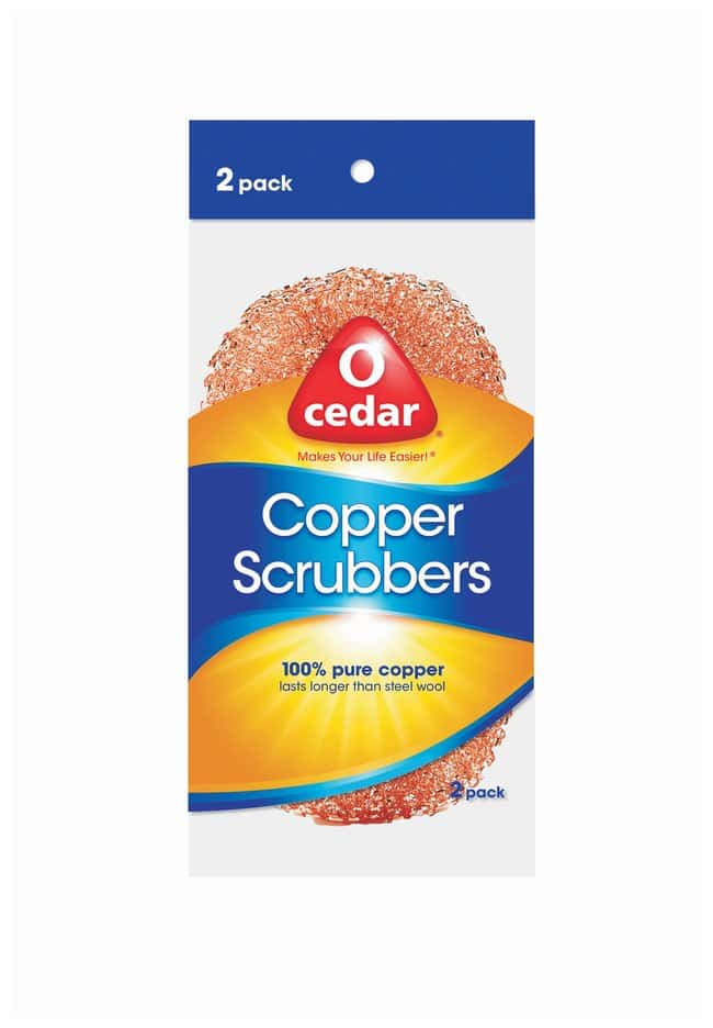 Vileda Professional O'Cedar Scouring Pads, Scrubbers and Sponges No rust