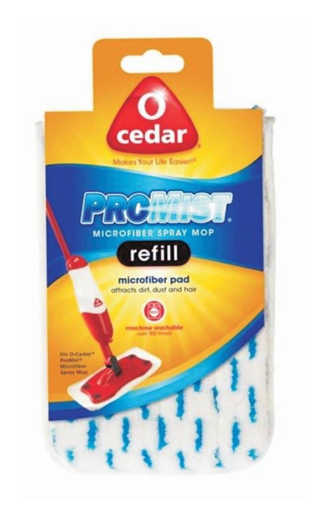 Vileda Professional O'Cedar ProMist Microfiber Mop Pad Refill Durable:Wipes,