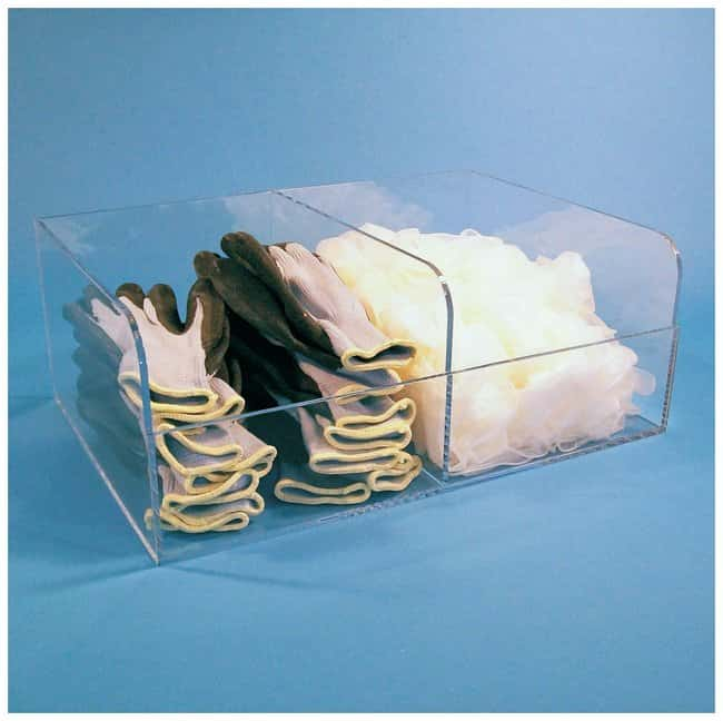S-Curve Bulk Dispensers:Gloves, Glasses and Safety:Lab Coats, Aprons and