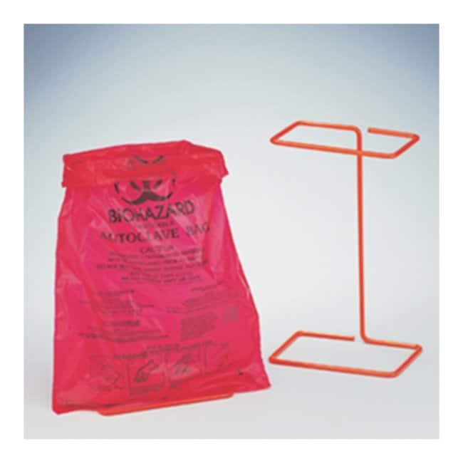 Bel-ArtSP Scienceware Benchtop Biohazard Disposal Bags Bag; 100/Pk.:Facility