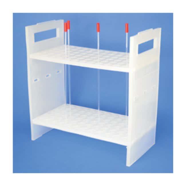 Bel-Art™Gradilla para tubos de muestras de RMN SP Scienceware™: Almacenamiento y gradillas de tubos y viales Tubos y viales