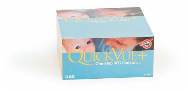 Quidel Quickvue One Step Hcg Combo Lateral Flow Test Kit