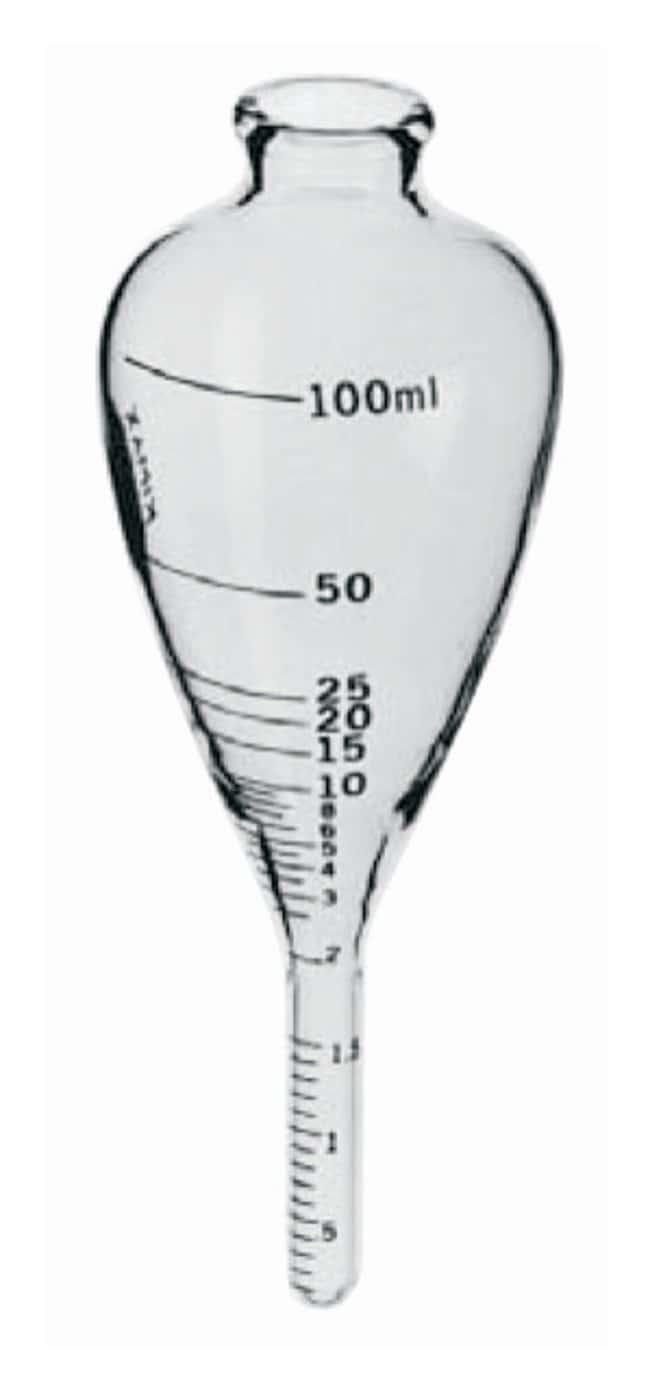 DWK Life SciencesKimble KIMAX Pear-Shaped Glass Centrifuge Tubes with White