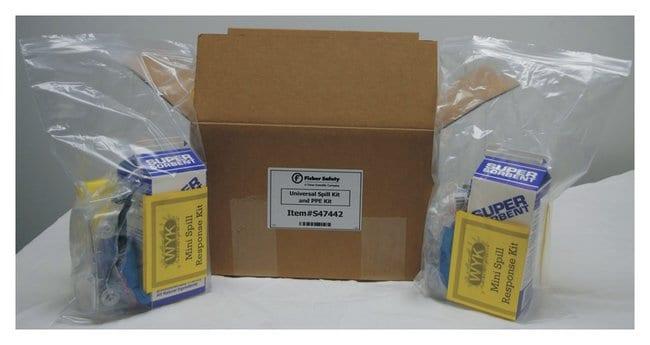 Fisherbrand Universal Mini Economy Spill Kit  :Teaching Supplies:Classroom