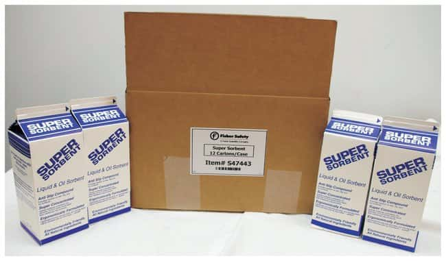 Fisherbrand Universal Mini Economy Spill Kit   Safety Sorbent:Teaching