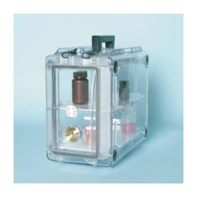 Bel-Art™Desecadores en maletín de transporte SP Scienceware™ Secador™ 1.0 Transparente Bel-Art™Desecadores en maletín de transporte SP Scienceware™ Secador™ 1.0