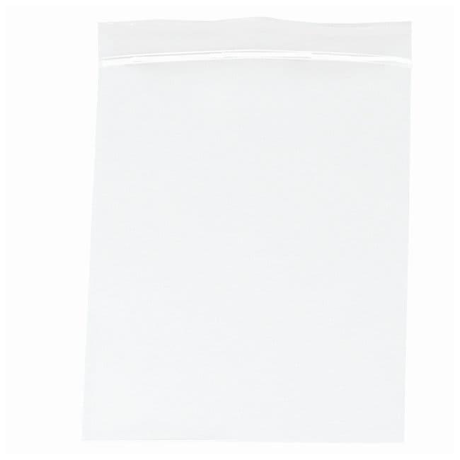 Minigrip Reloc ZIPPIT Plain Reclosable Zipper Bags Thickness: 4 mil; Dimension: