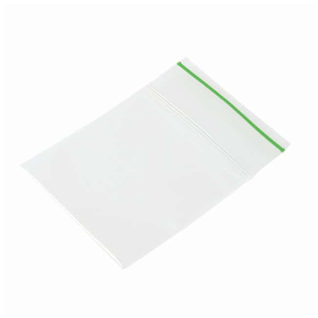 Minigrip GreenLine Biodegradable Reclosable Zipper Bags 5.08 x 7.6cm (2