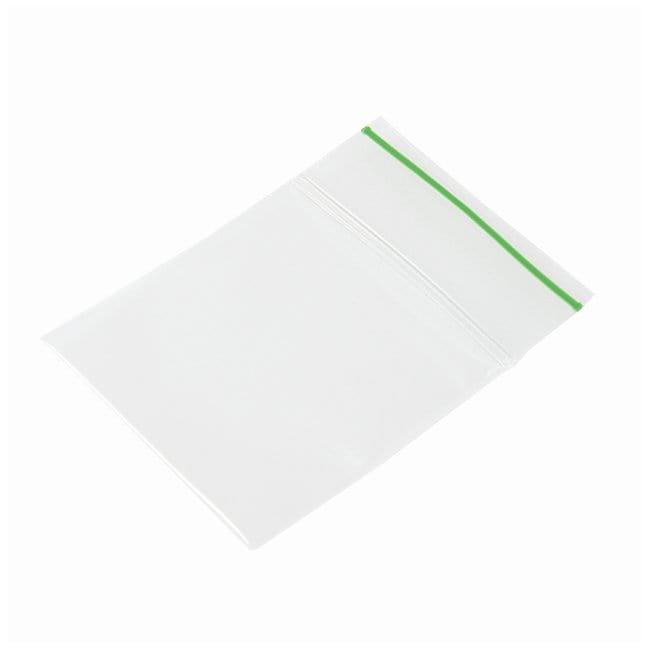 Minigrip GreenLine Biodegradable Reclosable Zipper Bags Dimensions: 3 x