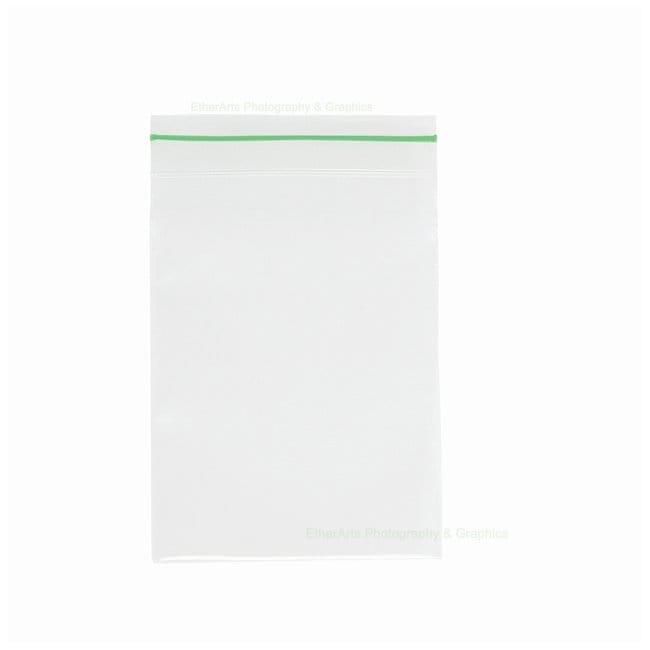 Minigrip GreenLine Biodegradable Reclosable Zipper Bags Dimensions: 2 x