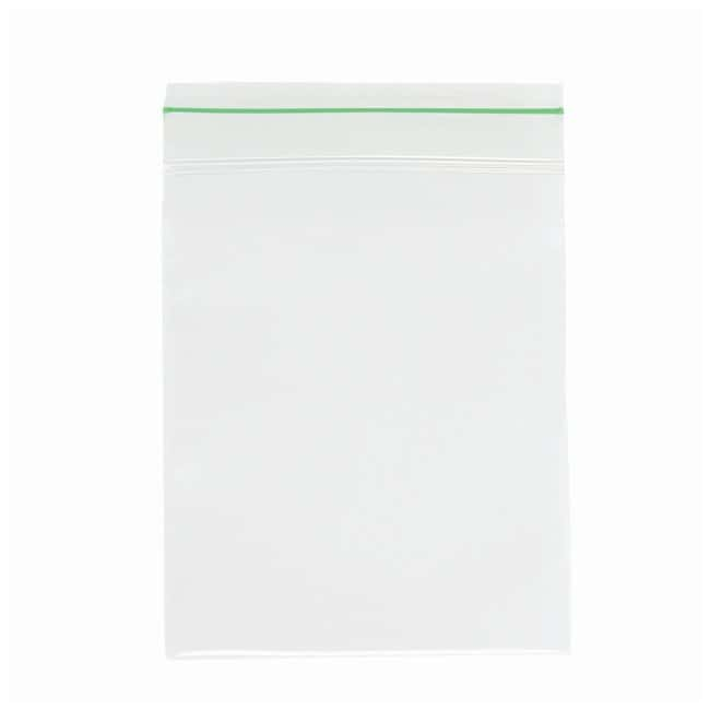 Minigrip GreenLine Biodegradable Reclosable Zipper Bags Dimensions: 4 x
