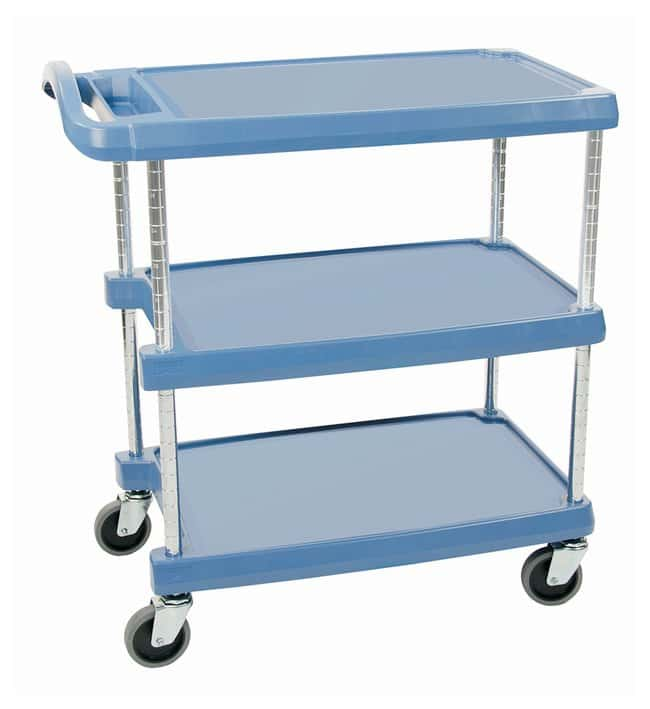 Fisherbrand™ Flat Shelf Series Polymer Cart