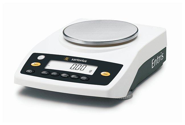 Sartorius Entris Toploading Balances  Internal Calibration; Capacity: 820g;