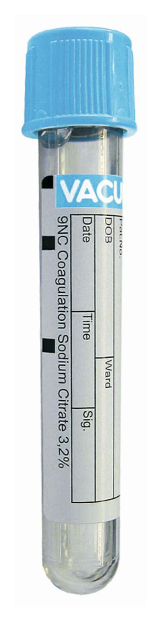Greiner Bio-OneCoagulation Tubes with Sodium Citrate Solution