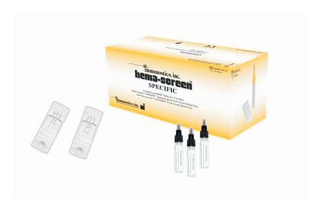 ImmunosticsHema-Screen SPECIFIC iFOBT Cassette Kit 25 Test Kit:Blood, Hematology
