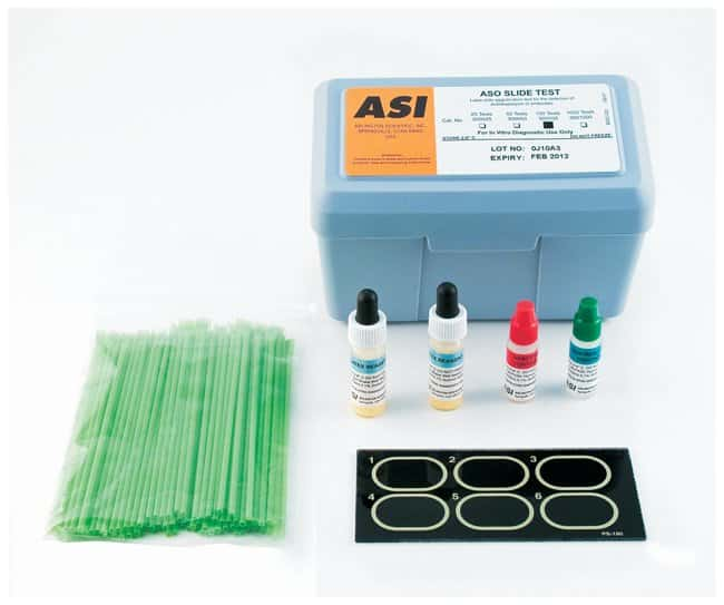 Arlington Scientific ASO Latex Test Kit:Diagnostic Tests and Clinical Products:Diagnostic