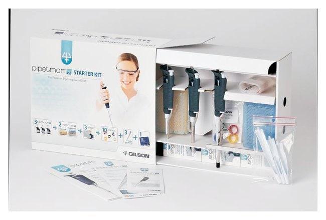 Gilson™PIPETMAN™ G Starter Kit