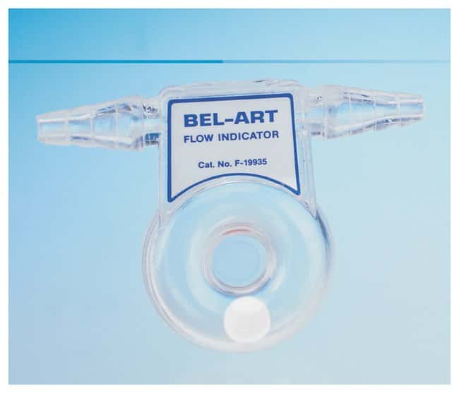 Bel-Art SP Scienceware Highly Visible Flow Indicator Accepts 6.4 to 9.5mm