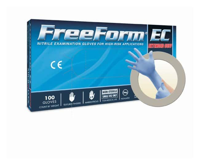 Microflex™ FreeForm™ EC Powder-Free Nitrile Gloves