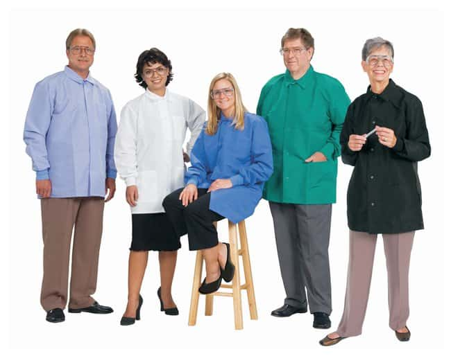 DenLineProtection Plus Fluid-Resistant Mid-Length Lab Jackets:Personal